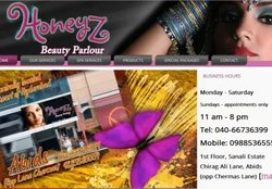 Thumb honeyz website re launch